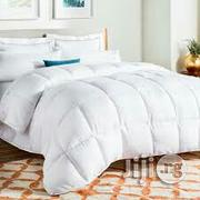 King Size White Polish Bedsheet and Duvet Set Supplier | Home Accessories for sale in Lagos State, Lagos Mainland
