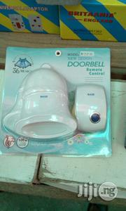 New Design Doorbell Remote Control White Color | Home Appliances for sale in Lagos State, Lekki Phase 2