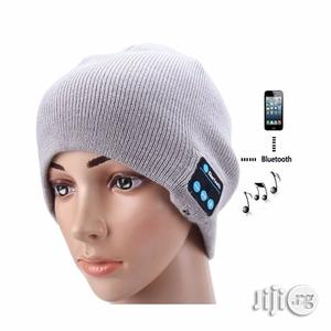 Bluetooth Cap Headset Fashionable Knitted Wireless Hat