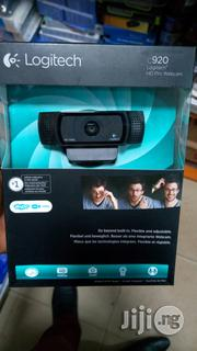 Logitech C920 HD PRO Webcam | Computer Accessories  for sale in Lagos State, Ikeja