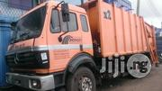 Tokunbo Compactor Mercedes Benz Truck | Trucks & Trailers for sale in Lagos State, Apapa