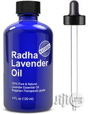 Radha Beauty Lavender Essential Oil (120ml) | Skin Care for sale in Lagos State