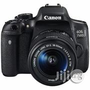 Eos 750d 24.2mp Digital Slr Camera - Black | Photo & Video Cameras for sale in Lagos State, Lagos Mainland