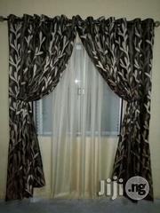 Simple Designs Thick Curtains | Home Accessories for sale in Lagos State, Ikeja