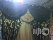 Dark Brownish Thick Curtain | Home Accessories for sale in Lagos State, Ikeja