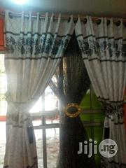 Cream Color Thick Curtains | Home Accessories for sale in Lagos State, Ikeja