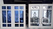 Casement Window With Glass Designs | Windows for sale in Rivers State, Port-Harcourt
