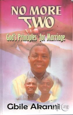 No More Two By Gbile Akanni