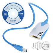 USB 3.0 to HDMI Cable Converter | Accessories & Supplies for Electronics for sale in Lagos State, Ikeja