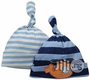 Gerber 2 Pcs Infant Caps | Children's Clothing for sale in Lagos State, Kosofe