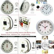 Spy Video Camera Wall Clock, Wifi | Security & Surveillance for sale in Lagos State, Ikeja