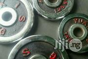 Barbell Plates 1300 Per Kg | Sports Equipment for sale in Akwa Ibom State, Abak