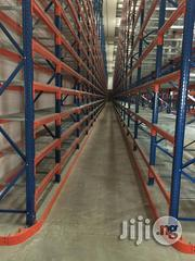 Heavy Duty Warehouse Pallet Racks | Building Materials for sale in Lagos State, Agboyi/Ketu
