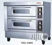 4 Trays 2 Deck Gas Oven | Industrial Ovens for sale in Ekiti State