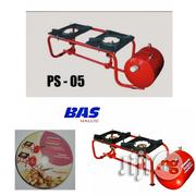PS-05 Double Burner Pressure Wheel Stove   Camping Gear for sale in Lagos State, Ikeja