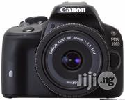 Canon EOS 100D Digital SLR Camera | Photo & Video Cameras for sale in Lagos State, Ikeja