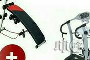 Manual Treadmill and Situp Bench | Sports Equipment for sale in Osun State, Osogbo