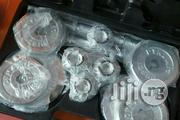 Brand New Silver Brife Case Dumbell 20kg | Sports Equipment for sale in Osun State, Osogbo