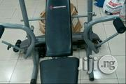 Brand New Weight Bench With 50kg | Sports Equipment for sale in Osun State, Osogbo