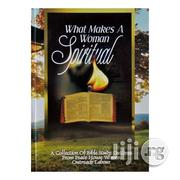 What Makes A Woman Spiritual By Gbile Akanni | Books & Games for sale in Lagos State, Surulere