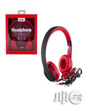 Headset With Bluetooth Radio FM MP3 - HV-H2575BT | Headphones for sale in Lagos State