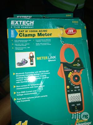 Digital Clamp Meter Extech