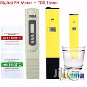Digital PH Meter+Digital TDS Meter PH Tester Water Quality Purity Test | Measuring & Layout Tools for sale in Lagos State, Lagos Mainland
