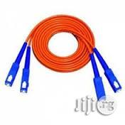 Fiber Patch Cord Fc-sc Duplec Mm 15m | Accessories & Supplies for Electronics for sale in Lagos State, Ikeja