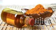 Turmeric Oil Organic Coldpressed Unrefined Oil | Vitamins & Supplements for sale in Plateau State, Jos South