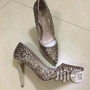 Dazzling Encrusted Lady Fancy Heel Shoe | Shoes for sale in Lagos State, Lagos Mainland