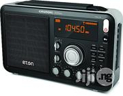 Brand New Eton Field – World Band Radio With Bluetooth | Audio & Music Equipment for sale in Lagos State, Lagos Mainland