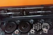 50kg Barbell in a Case | Sports Equipment for sale in Abuja (FCT) State