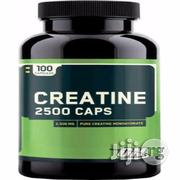 Optimum Nutrition ON CREATINE 2500 CAPS (100 CAPSULES) | Vitamins & Supplements for sale in Lagos State