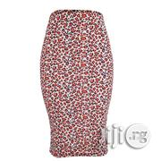 Nma Ladies Print Pencil Skirt - Multicolour | Clothing for sale in Abuja (FCT) State