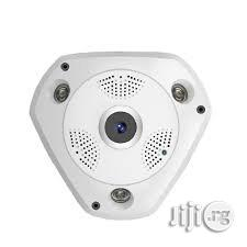 360° Wireless Wifi Standalone Camera With Voice in and Out Enable