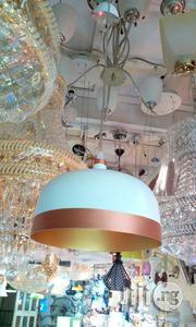 White And Gold Colour Pendants Lights | Home Accessories for sale in Lagos State, Lekki Phase 2