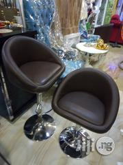 High Leather Bar Stool. | Furniture for sale in Lagos State, Ojo