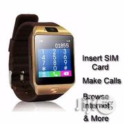 Phone Wrist Watch Insert SIM Card To Make Calls | Accessories for Mobile Phones & Tablets for sale in Lagos State, Lekki Phase 2