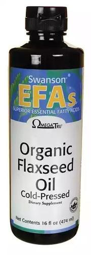 Swanson Efas Flaxseed Oil (Omegatrue) | Vitamins & Supplements for sale in Lagos State, Ojodu