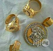 18karat Gold Versace Pendants   Jewelry for sale in Lagos State, Surulere