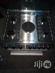 Scanfrost (4+1) Anti Rust Cooker,Oven Grill With 2yrs Warranty. | Kitchen Appliances for sale in Lagos State, Ojo