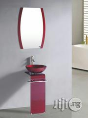 Color Glass Wash Hand Basin | Plumbing & Water Supply for sale in Lagos State, Lagos Mainland