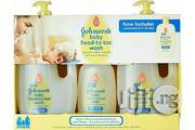 Johnson Head to Toe Wash(USA) | Baby & Child Care for sale in Lagos State, Ikeja