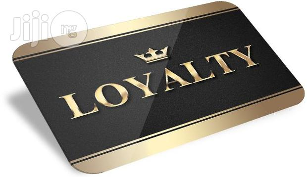 Archive: Customer Loyalty Cards At A Low Price