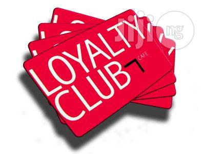 Use Loyalty Cards For Club Membership