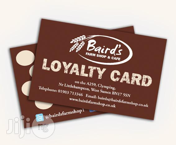 Create Customers Satisfaction With Loyalty Card