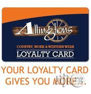 Nigeria's Number One Manufacturer Of Loyalty Card   Computer & IT Services for sale in Lagos State, Ikeja