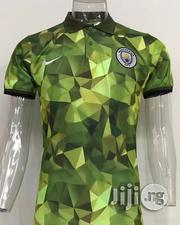 Unique Manchester Citytraining Polo Kit | Clothing for sale in Lagos State, Lagos Mainland