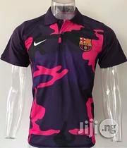 Barcelona Fab Unique Training Kit | Clothing for sale in Lagos State, Lagos Mainland
