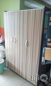 Two Doors Portable Wardrobe Pure Wooden | Furniture for sale in Lagos State, Ikeja